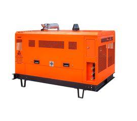 Винтовой дизельный компрессор ЗИФ-ПВ-5/1,0 на раме