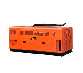 Винтовой дизельный компрессор ЗИФ-ПВ-18/1,0 на раме
