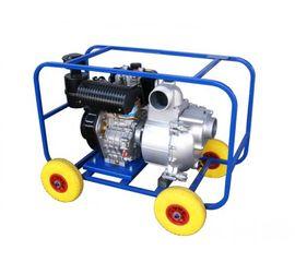 Бензиновая мотопомпа ТАНКЕР-30СЗЖ.50 АИ 6,3 кВт для сильнозагрязнённой воды