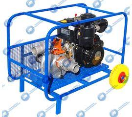 Бензиновая мотопомпа ТАНКЕР-60В.80 АИ 8,7 кВт для слабозагрязнённой воды
