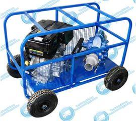 Бензиновая мотопомпа ТАНКЕР-Ш 33.3 АИ для густых и вязких жидкостей