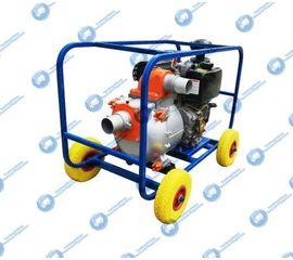 Дизельная мотопомпа ТАНКЕР-70СЗЖ.80 ДТ 9,2 кВт для сильнозагрязнённой воды