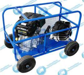 Бензиновая мотопомпа ТАНКЕР-33САЖ.50 АИ 5,2 кВт для соленой воды и удобрений