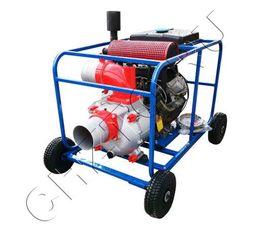 Бензиновая мотопомпа ТАНКЕР-130СЗЖ.150 АИ 15,5 кВт для сильнозагрязнённой воды