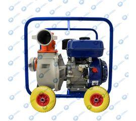 Дизельная мотопомпа ТАНКЕР-56СЗВ.80 ДТ для слабозагрязнённой воды