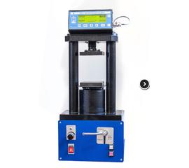 Пресс  гидравлический малогабаритный ПГМ-100МГ4