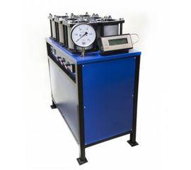 Установка для испытания образцов бетона на водонепроницаемость УВБ-МГ4.01