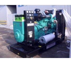 Дизельный генератор Амперос АД 300-Т400 P FPT