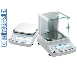 Весы лабораторные ViBRA AB-12001RCE