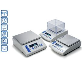 Весы лабораторные ViBRA LN-423RCE