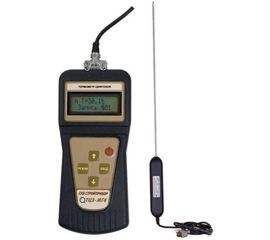Термометр цифровой зондовый ТЦЗ-МГ4.03 двухканальный