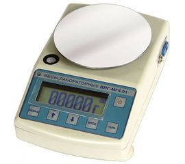 Весы лабораторные гидростатические электронные ВЛГ-1500/0,05МГ4.01