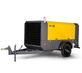 Компрессор винтовой дизельный передвижной Comprag DACS 10