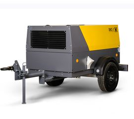 Компрессор винтовой дизельный передвижной Comprag DACS 5
