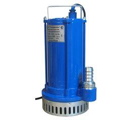 Погружной дренажно-песковый насос для грязной воды ГНОМ 53-10Т 380В