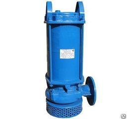 Погружной дренажно-песковый насос для грязной воды ГНОМ 50-25Г 380В