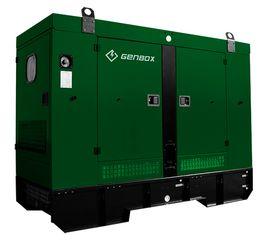 Дизельный генератор Genbox VP160(S) в шумозащитном еврокожухе