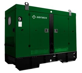 Дизельный генератор Genbox VP100 на раме