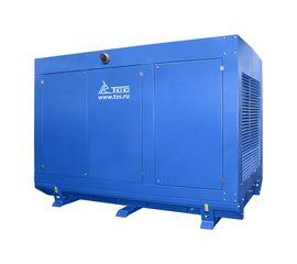 Дизельный генератор ТСС АД-400С-Т400 в погодозазщитном кожухе