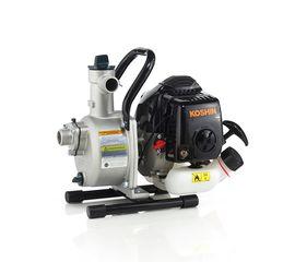 Бензиновая мотопомпа для загрязненных вод Koshin SEV-25L (2-тактный двигатель)