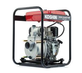 Дизельная мотопомпа для сильно-загрязненных вод Koshin STY-80D