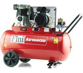 Поршневой компрессор с ременным приводом FINI MK 103-90-3M