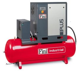 Винтовой компрессор на ресивере FINI PLUS 11-10-500 ES