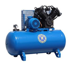 Поршневой компрессор с ременным приводом С-416М