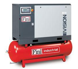 Винтовой компрессор на ресивере с осушителем FINI VISION 2213-500F-ES