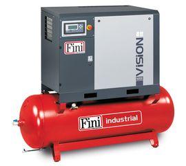 Винтовой компрессор на ресивере с осушителем FINI VISION 810-500F-ES