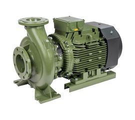 Насосный агрегат моноблочный фланцевый SAER IR 40-160NC/B