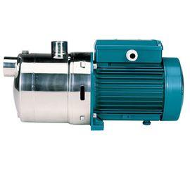 Горизонтальный многоступенчатый насосный агрегат из нержавеющей стали Calpeda MXH 202