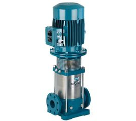 Вертикальный многоступенчатый насосный агрегат Calpeda MXV 100-9005
