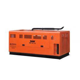 Винтовой дизельный компрессор ЗИФ-ПВ-20/1,0 на раме