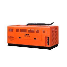Винтовой дизельный компрессор ЗИФ-ПВ-14/1,0 на раме