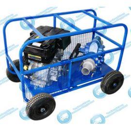 Бензиновая мотопомпа ТАНКЕР-Ш 55 АИ для густых и вязких жидкостей