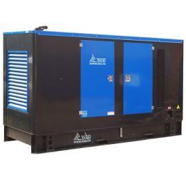 Дизельный генератор ТСС АД-150С-Т400 в шумозащитном кожухе с АВР
