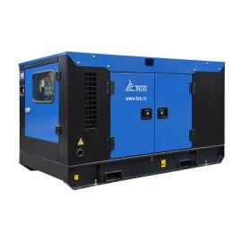 Дизельный генератор ТСС АД-10С-Т400 в шумозащитном кожухе с АВР