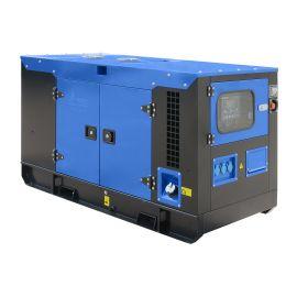 Дизельный генератор ТСС АД-10С-230 в шумозащитном кожухе