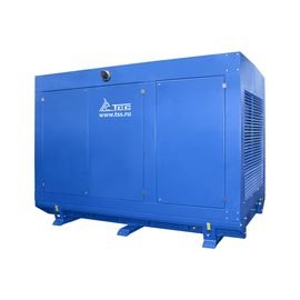 Дизельный генератор ТСС АД-600С-Т400 в погодозащитном кожухе с АВР