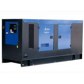 Дизельный генератор ТСС АД-120С-Т400 в шумозащитном кожухе с АВР