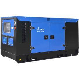 Дизельный генератор ТСС АД-24С-Т400-2РКМ5 в шумозащитном кожухе