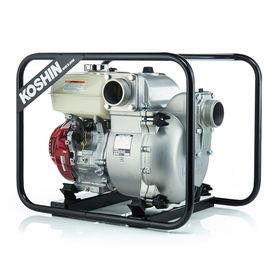 Бензиновая грязевая мотопомпа Koshin KTH-100X o/s