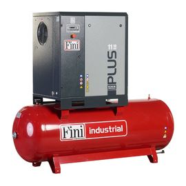 Винтовой компрессор на ресивере FINI PLUS 8-10-500