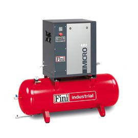 Винтовой компрессор на ресивере FINI MICRO 5.5-08-270