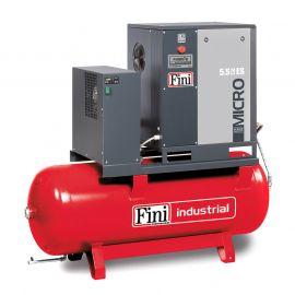 Винтовой компрессор на ресивере с осушителем FINI MICRO 5.5-10-500 ES