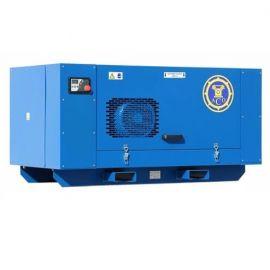 Винтовой компрессор с ременным приводом без ресивера АСО ВК 7,5-10