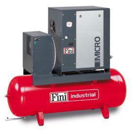 Винтовой компрессор на ресивере с осушителем FINI MICRO SE 3.0-10-200 ES