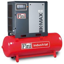 Винтовой компрессор на ресивере с частотником FINI K-MAX 1108-500F VS