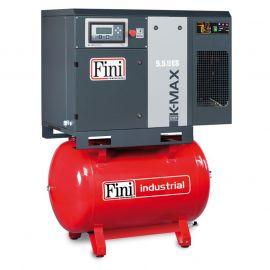 Винтовой компрессор на ресивере с осушителем FINI K-MAX 5,5-10-270F ES